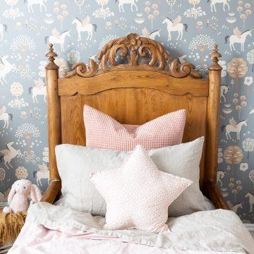 Ingrid's Vintage Bedroom